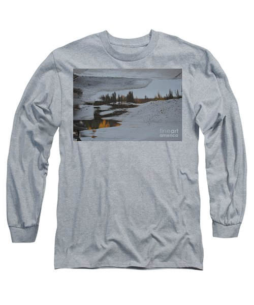 Autumn Arising Long Sleeve T-Shirt by Brian Boyle