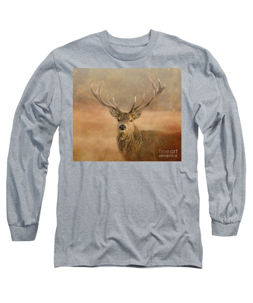 Magnificant Stag Long Sleeve T-Shirt