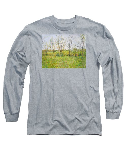 Autumn In Kentucky Long Sleeve T-Shirt