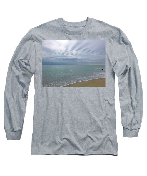 Autumn Clouds Long Sleeve T-Shirt