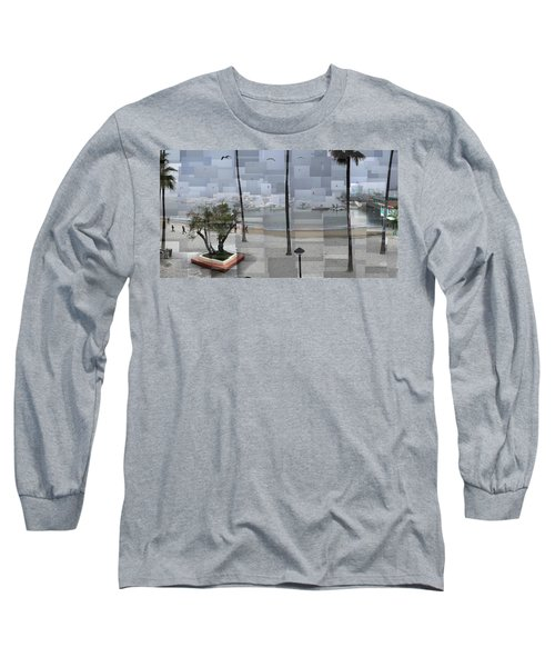 Avalon Fog Long Sleeve T-Shirt