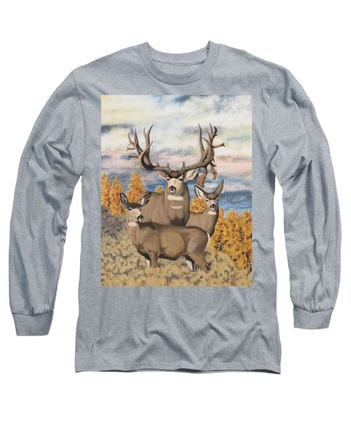 Avery Buck Long Sleeve T-Shirt