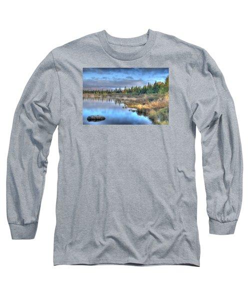 Awakening Your Senses Long Sleeve T-Shirt by Shelley Neff