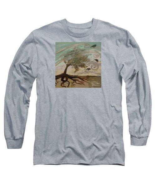 Back To Solace Long Sleeve T-Shirt