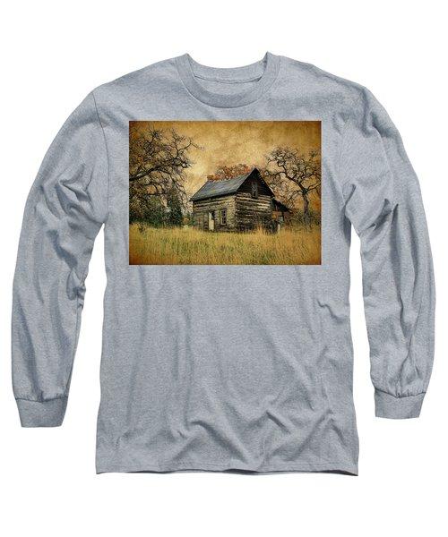 Backwoods Cabin Long Sleeve T-Shirt