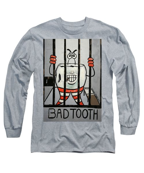 Bad Tooth Long Sleeve T-Shirt