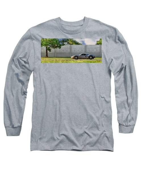 Badass Petunia Long Sleeve T-Shirt