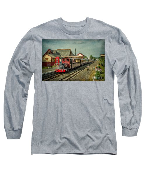 Bala Lake Railway Long Sleeve T-Shirt
