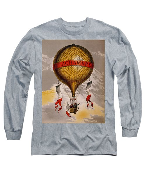 Balloon Long Sleeve T-Shirt