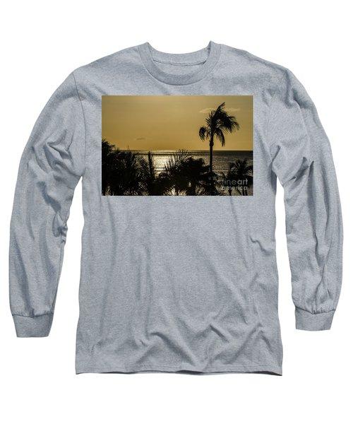 Balmy Beach Long Sleeve T-Shirt