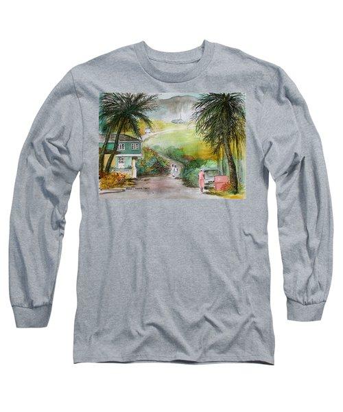 Barbados Long Sleeve T-Shirt