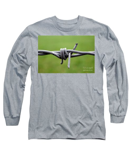Barbed Long Sleeve T-Shirt