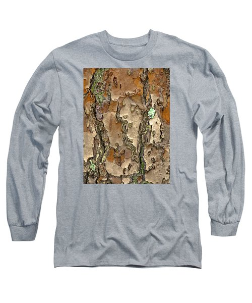 Barkreation Long Sleeve T-Shirt by Lynda Lehmann
