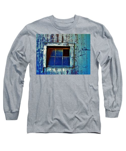 Barn Window 1 Long Sleeve T-Shirt