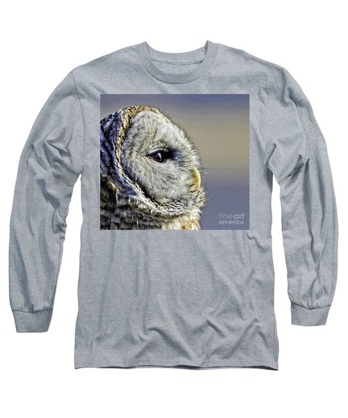 Barred None Long Sleeve T-Shirt