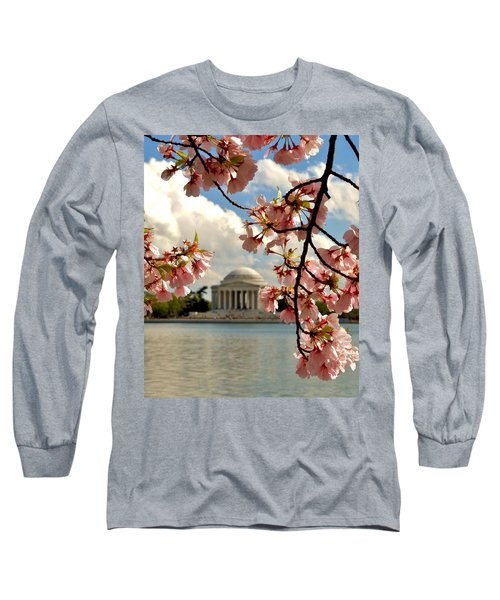 Basin Blossoms Long Sleeve T-Shirt