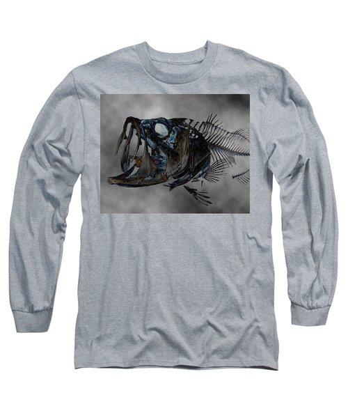 Bass Art Long Sleeve T-Shirt