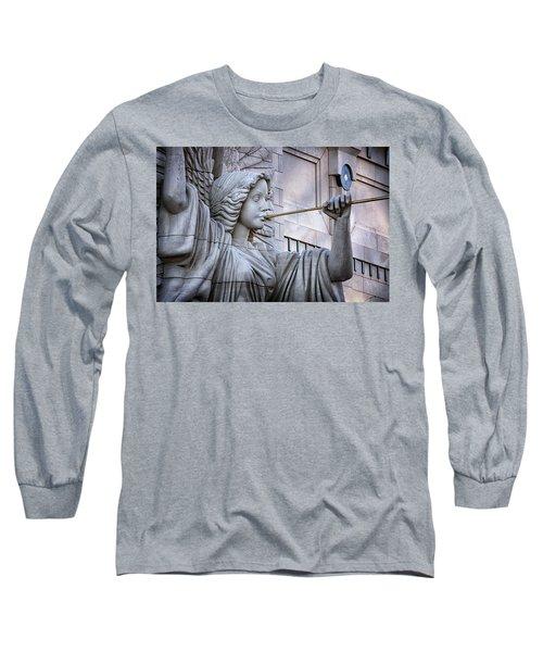 Bass Hall Angel Long Sleeve T-Shirt