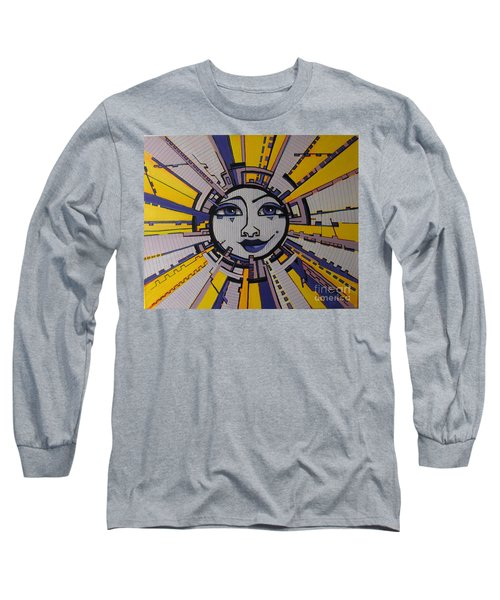 Bazinga - Sun Long Sleeve T-Shirt