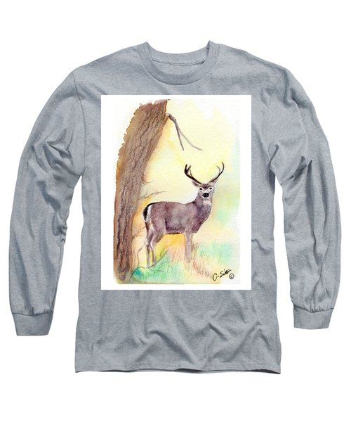 Be A Dear Long Sleeve T-Shirt by C Sitton