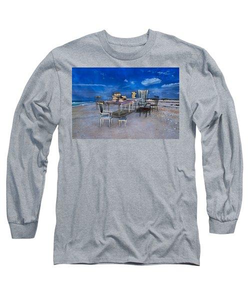 Beach Scholar  Long Sleeve T-Shirt