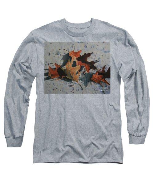 Beach Still Life Long Sleeve T-Shirt
