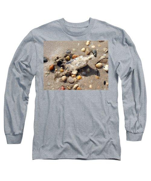 Beached Bottle Long Sleeve T-Shirt