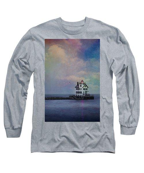 Beacon Of Light Long Sleeve T-Shirt