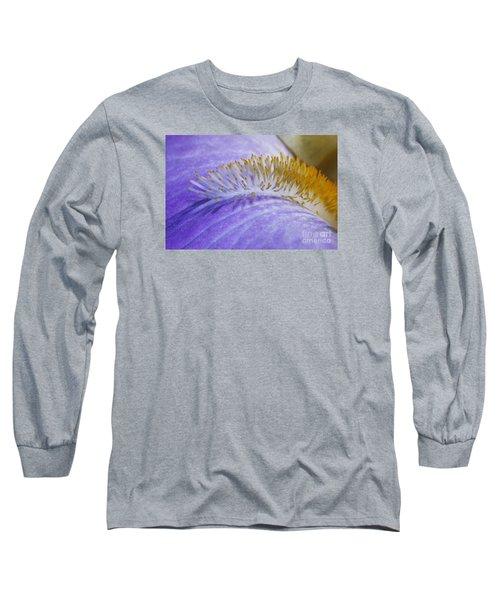Beard Of The Iris Long Sleeve T-Shirt