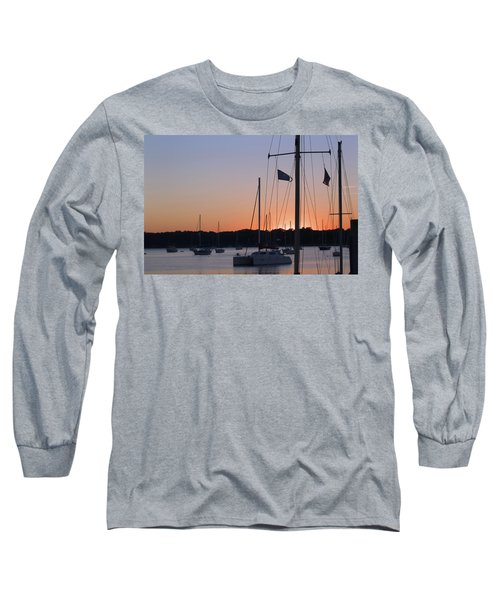 Beaufort Sc Sunset Long Sleeve T-Shirt
