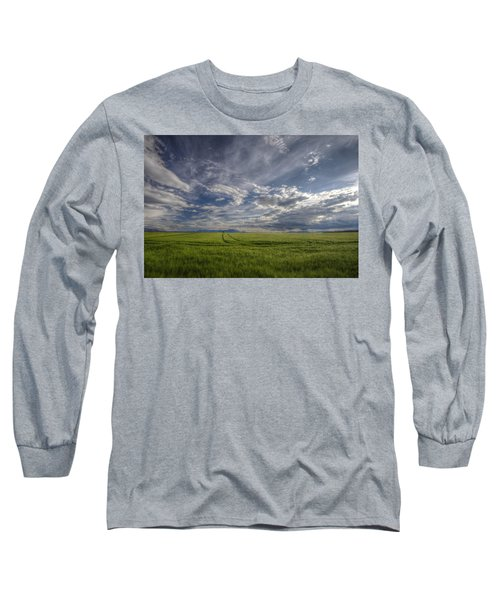 Beautiful Countryside Long Sleeve T-Shirt