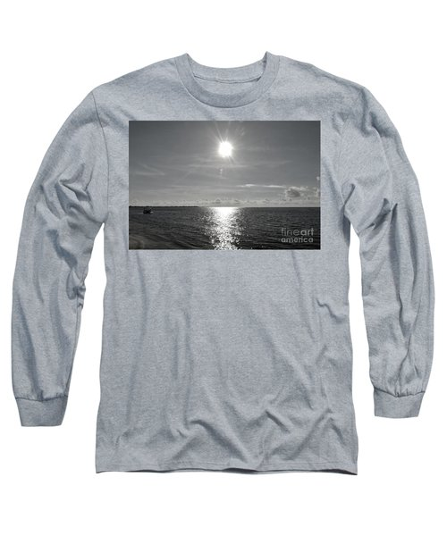 Beautiful Morning Long Sleeve T-Shirt by Amar Sheow