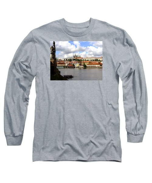 Long Sleeve T-Shirt featuring the photograph Beautiful Prague by Ira Shander