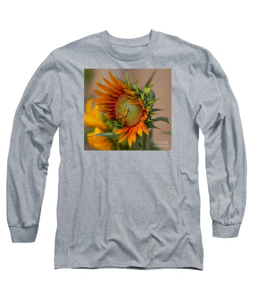 Beautiful Sunflower Long Sleeve T-Shirt