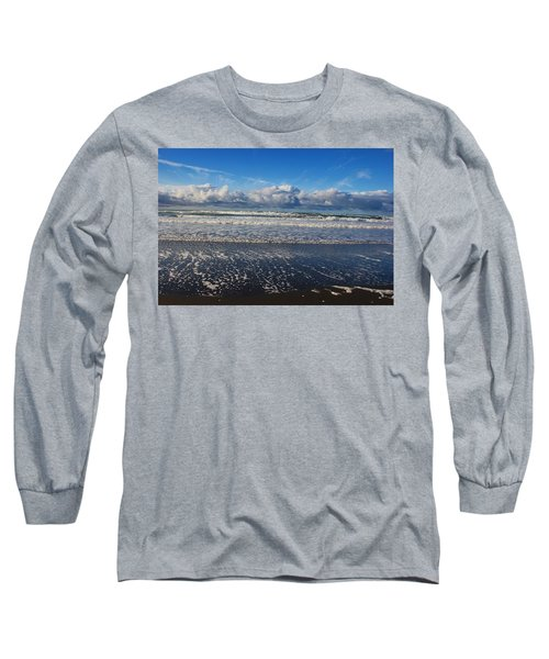 Beckoning Sea Long Sleeve T-Shirt