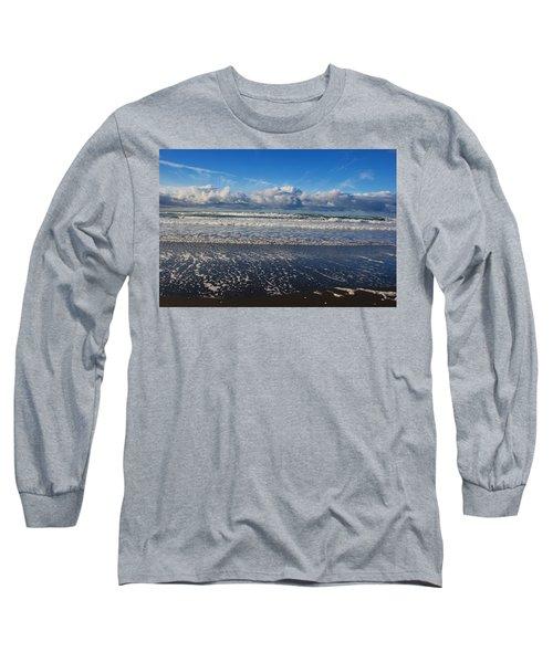 Beckoning Sea Long Sleeve T-Shirt