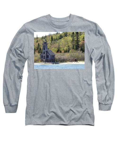 Before Restoration Long Sleeve T-Shirt