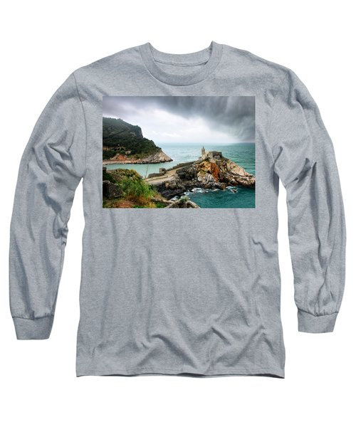 Before The Storm Long Sleeve T-Shirt by William Beuther