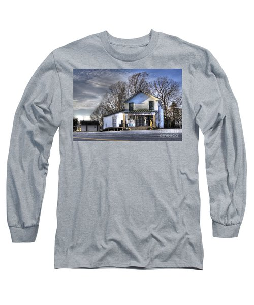 Before Walmart Long Sleeve T-Shirt by Benanne Stiens