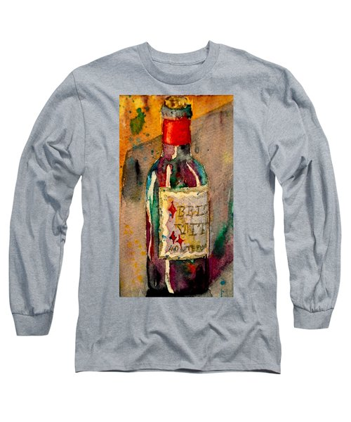 Long Sleeve T-Shirt featuring the painting Bella Vita by Beverley Harper Tinsley