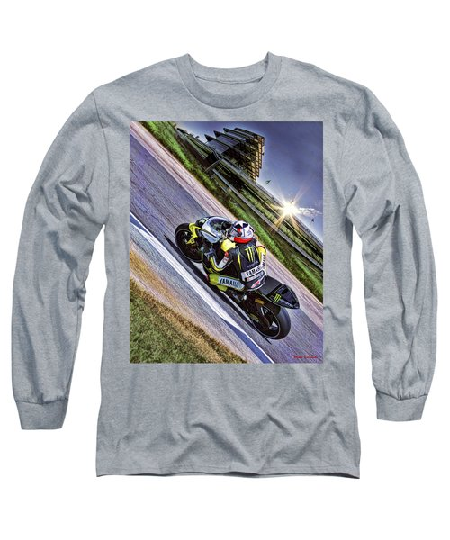 Ben Spies At Indy Long Sleeve T-Shirt