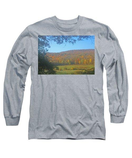 Berkshires Colors  Long Sleeve T-Shirt