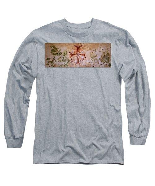 Bet She'an Christian Fresco  Long Sleeve T-Shirt
