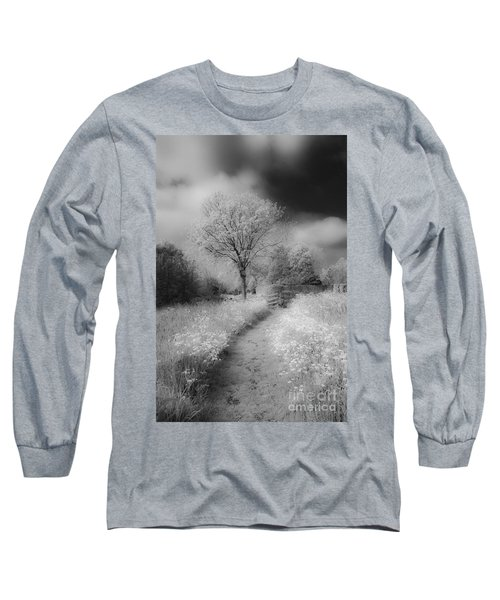Between Black And White-23 Long Sleeve T-Shirt