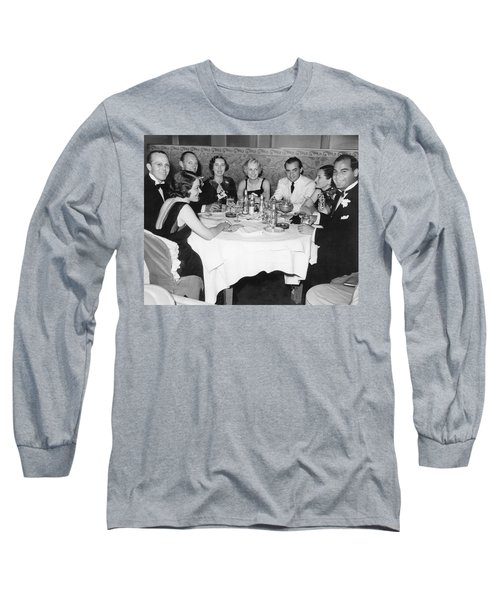Big Band Dining In La Long Sleeve T-Shirt
