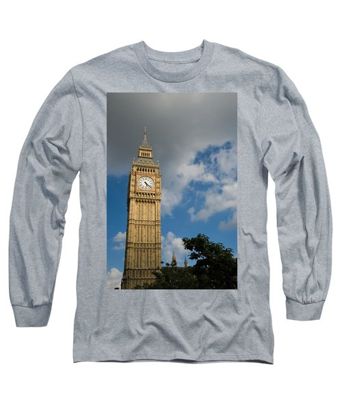 Long Sleeve T-Shirt featuring the photograph Big Ben by Jeremy Voisey