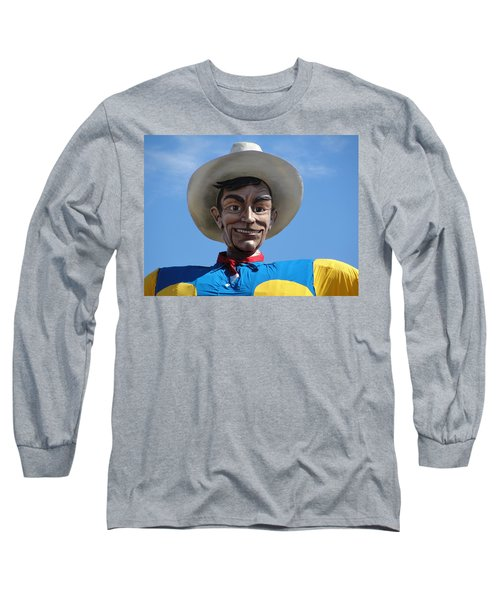 Big Tex Long Sleeve T-Shirt