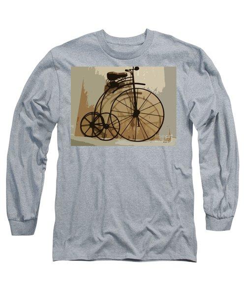 Big Wheel Trike Long Sleeve T-Shirt