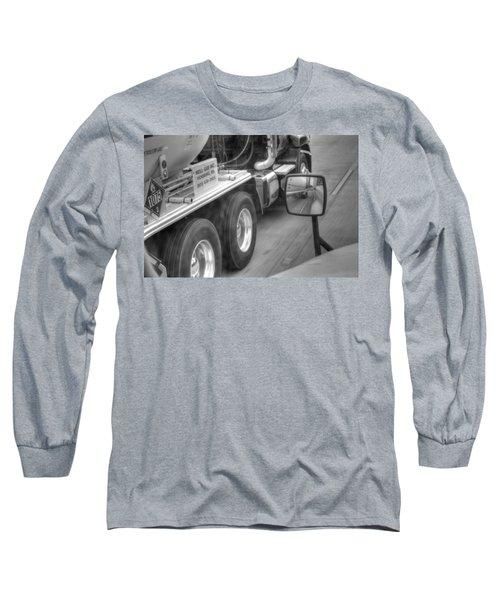 Big Wheels Keep Turning  Long Sleeve T-Shirt