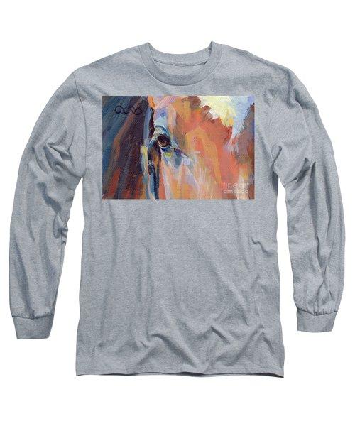 Billy Long Sleeve T-Shirt by Kimberly Santini